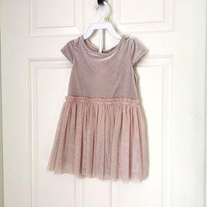 2/$15 Joe Fresh velour / velvet dress size e3